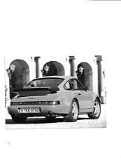 Original PORSCHE 911 (964) TURBO PRESS PHOTO 'BROCHURE'