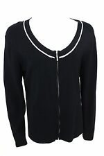 Women's Cotton Blend Boat Neck Jumpers and Cardigans