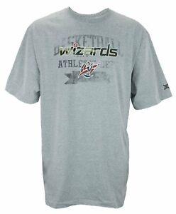 Zipway NBA Basketball Big & Tall Men's Washington Wizards Camo Tee T-Shirt, Grey