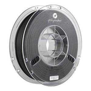 [3DMakerWorld] Polymaker PolyFlex TPU95 Filament - 2.85 mm, 750g, True Black