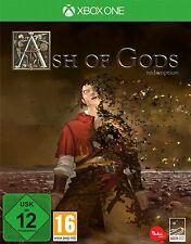 Ash Of Dioses Redemption Xbox Uno Nuevo + Emb.orig