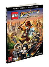 Lego Indiana Jones 2: The Adventure Continues: Prima's Official Game Guide (Prim