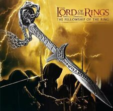 Lord of the Rings LOTR The Hobbit Sting Silver Sword Necklace 7cm US Seller