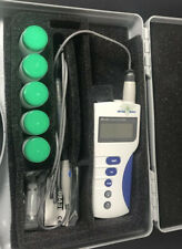 Mettler Toledo Mc126 Portable Conductivity Meter Works Well 60 Day Returns