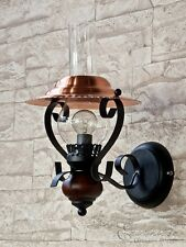Rustic Wall Light In Country House Style landhauslampe Wall Lamp Light