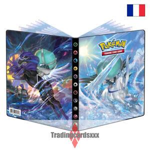 Pokémon - Portfolio 4 Pochettes A5 / 80 cartes: EB06 Règne de Glace