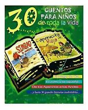 NEW 30 cuentos para niños de toda la vida (Spanish Edition) by Hermanos Grimm