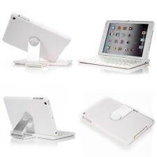 iPad mini 1/2/3/Retina Display Compatible Rotating Clam Shell Keyboard Case