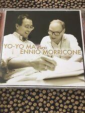 Yo-Yo Ma - Plays Ennio Morricone SACD - surround sound  Hybrid CD  Sony - new!
