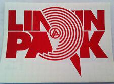 Linkin Park Logo Rub-on Sticker.