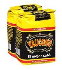Cafe Yaucono Original Ground Coffee 14 oz 2 bags. !! FREE SHIPPING !!