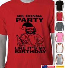 Christmas 100% Cotton T-Shirts for Men