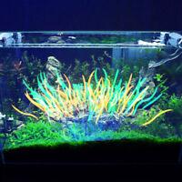 Aquarium Artificial Fake Soft Coral Plant Fish Tank Decor Ornament Brand New