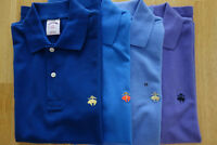 e539c8f5 NWOT Brooks Brothers Pique Knit Cotton Polo Shirt Extra Small