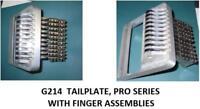 Sho-Bud Pedal Steel Guitar G214 Tailpiece w Fingers Assembly (1-I-2) ShoBud NOS