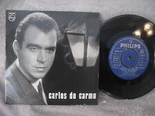 Carlos Do Carmo Em Paris, Ha Festa Na Mouraria / Um Dia, Philips 431 910 PE FADO