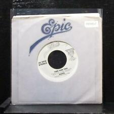 """Basia - Time And Tide 7"""" VG+ Promo Vinyl 45 Epic 34-07730 USA 1987"""