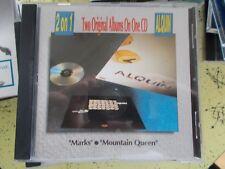 ALQUIN - MARKS (1972) / MOUNTAIN QUEEN (1973) - 1990 POLYDOR GERM REMAST 2on1 CD