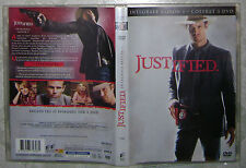 JUSTIFIED INTEGRALE SAISON 1 COFFRET 3 DVD