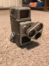 Vintage BELL & HOWELL 8mm ELECTRIC EYE MOVIE CAMERA