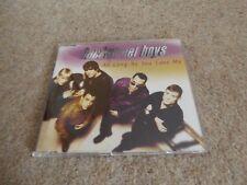 Backstreet Boys - As Long As You Love Me - 4 Track CD Single