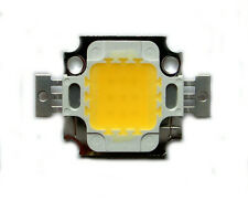 10 Watt High Power LED Panel - 800-900 lm  - warm weiß _ 9V-11V / 900mA