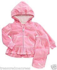 2d13a96406c2 2 Piece Puma Velour Jacket   Pants ~ Size 24 Mons ~ New With Tags