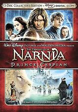 The Chronicles of Narnia: Prince Caspian (Dvd, 2008, 3-Disc Set, Includes.