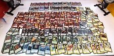 Job Lot of 200+ DUEL MASTERS Trading Cards Inc. 15 Foils - M05