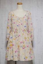 allamanda Long Sleeve Dress Japanese Fashion Kawaii Cute Romantic Sweet 10