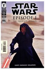 STAR WARS EPISODE I: PHANTOM MENACE #3(5/99)1:DARTH MAUL COVER(PHOTO)CGC IT(HOT)