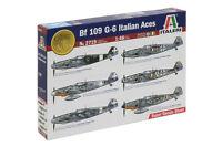 BF 109 G - 6 ''Italian ACES'' 1/48 Italeri