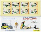 2001 FRANCE Carnet BC 3370a**JOURNEE du TIMBRE LAGAFFE Stamp day Booklet MNH