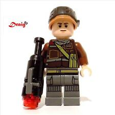Lego Star Wars Rogue One Rebel Trooper from set 75164 (Version 3) *NEW*