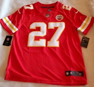 Authentic Nike Kansas City Chiefs Jersey Men's L