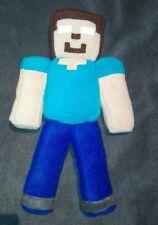 HEROBRINE Minecraft handmade toy 11 inch