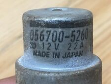 Land Rover Discovery 1 TDI 2.5 ES 1996 Starter Relay 056700-5260