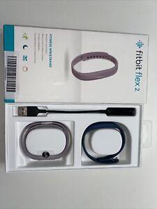 Fit Bit Flex 2 Lavender & Navy Wristband