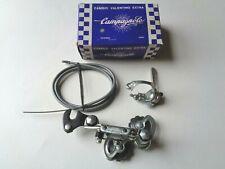 *NOS Vintage 1970s Campagnolo Valentino extra rear derailleur & shifter set*