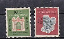 1953 Sc B332/3 set              j592