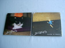 GUILLEMOTS job lot of 2 sealed CD singles I Saw Such Things In My Sleep EP
