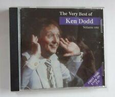 KEN DODD The Very Best of Ken Dodd Volume 1 Comedy cd