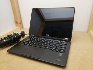 """Dell Latitude E7250 12"""" touchscreen laptop Intel i5 / 256GB SSD/8GB RAM/Win10Pro"""