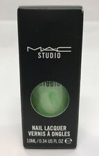 MAC Nail Lacquer Doll Me Up Vernis a Ongles 10ml .34oz New Box