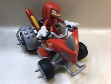 Sonic And Sega All Stars Racing Action Figure Knuckles 3 Inch Toy With Atv
