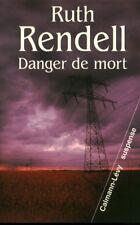 Livre danger de mort Ruth Rendell book