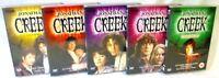 Jonathan Creek 1-4 + Christmas Specials DVD 9 Disc Set BBC VGC FREE UK POST