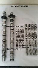 CAMSHAFT FULL KIT ROCKER ARMS  PEUGEOT 206 207 307 308 407 PARTNER 1.6 HDI 16V