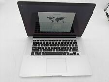 """Good Apple MacBook Pro 15.6"""" i7 2.2GHz 2015 256GB SSD 16GB DDR3 - JA0557"""