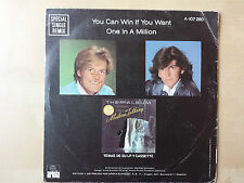 """MODERN TALKING """"YOU CAN WIN IF YOU WANT"""" RARE SPANISH 7"""" VINYL / ANDERS - BOHLEN"""